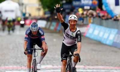 Yağmurlu günün kazananı Belçikalı!