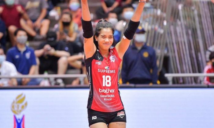 Tayland MVP'si Ajcharaporn Kongyot Sarıyer'de!