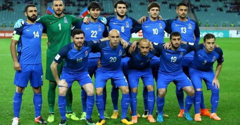 Azerbaycan Futbol Takimi