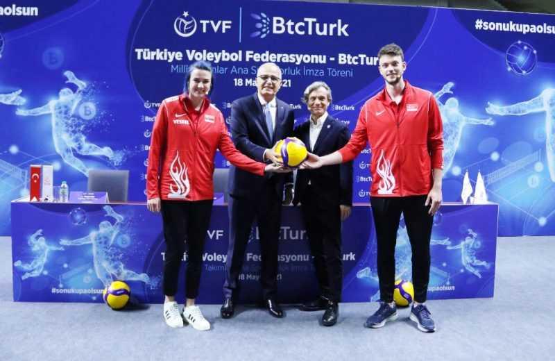 BtcTurk TVF 2