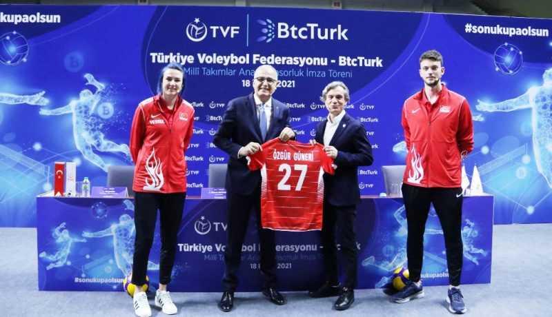 BtcTurk TVF