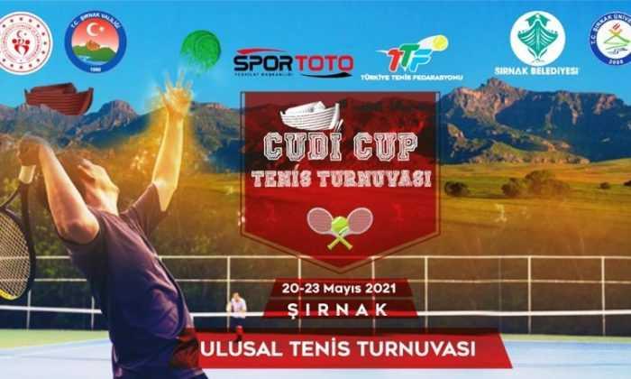 Cudi Cup 20 Mayıs'ta Şırnak'ta