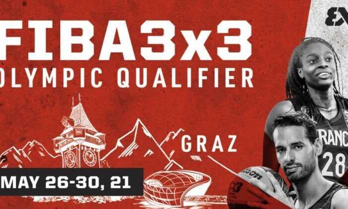 3×3 Basketbol A Erkek Milli Takımı Olimpiyat Elemeleri Oynayacak