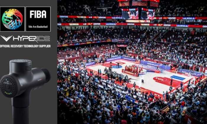 FIBA, Oyuncuların Sağlığı İçin Hyperice ile Yaptığı Ortaklığı Duyurdu