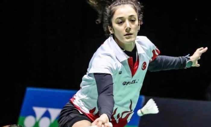 Milli badmintoncu Neslihan Yiğit, Avrupa üçüncüsü oldu