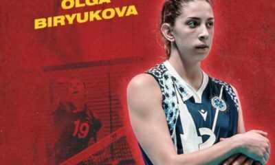 Olga Biryukova, Mert Grup Sigorta'da