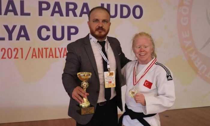 Milli Judocu Eke, Bakü'de Madalya Mücadelesi Verecek