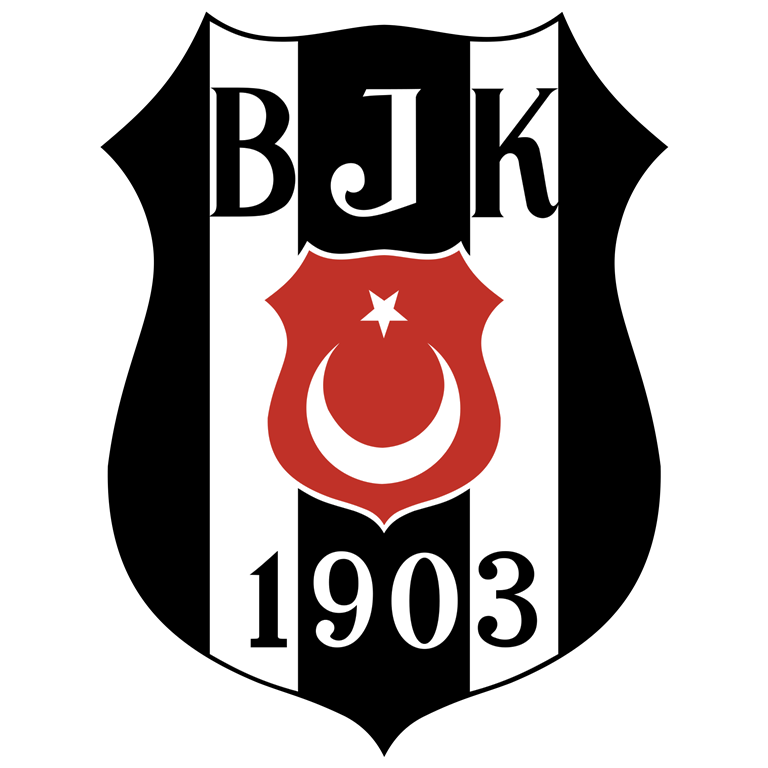 besiktas jk logo png transparent
