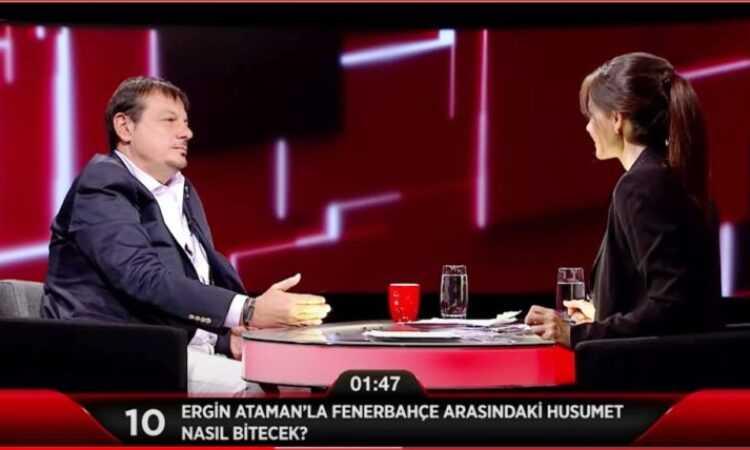 Ergin Ataman'la Fenerbahçe Arasındaki Husumet Nasıl Bitecek?