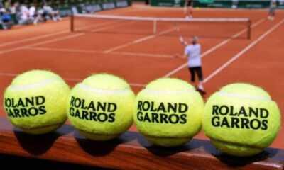 Raketler Roland Garros'ta sahne alıyorlar