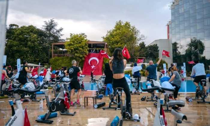 Swissôtel The Bosphorus, açıkhava etkinliği ile Gençlik ve Spor Bayramı'nı kutladı