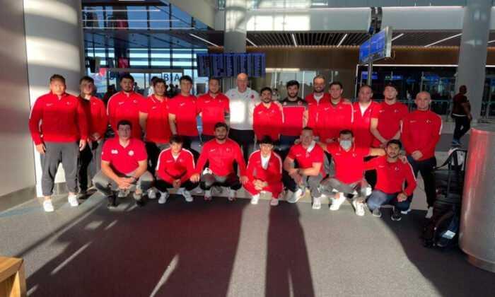 Judo Milli Takım Hazırlık Kampına Çıktı