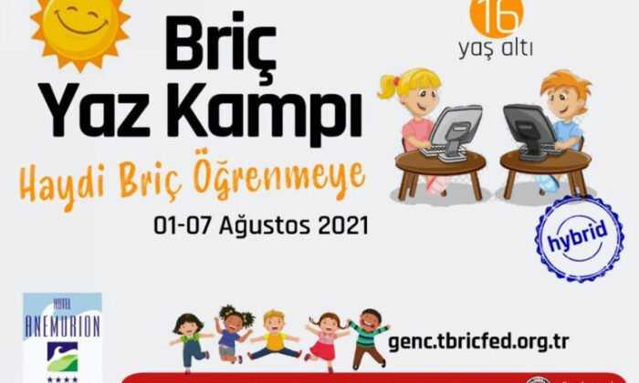 2021 Briç Yaz Kampı Ağustos'ta Başlıyor