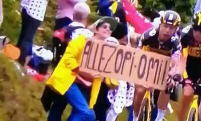 Alaphilippe Fransa'yı ayağa kaldırdı