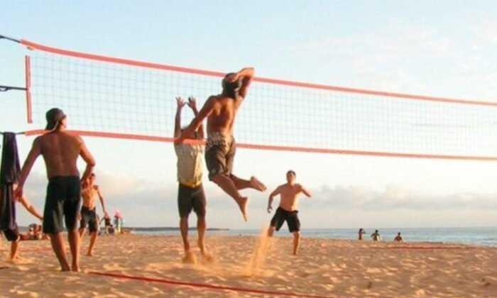 TVF Plaj Voleybolu Kulüpler Şampiyonası Başlıyor
