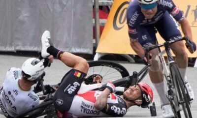 Fransa'da bir dramatik kaza daha