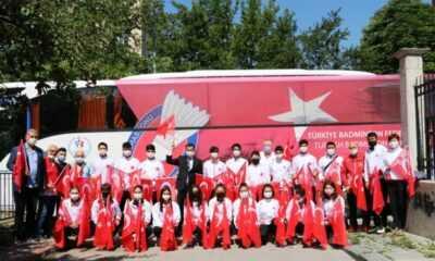 Badminton 17 Yaş Milli Takımı Sırbistan'a gidiyor