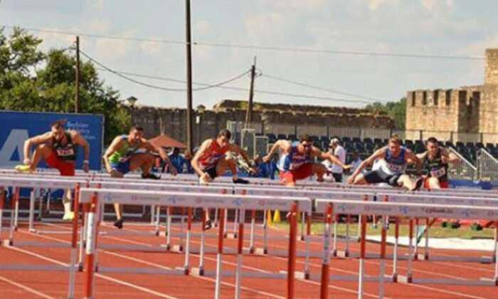 Balkan Atletizm Şampiyonası'nda 19 Madalya Kazandık