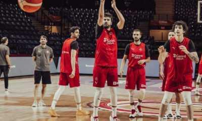 FIBA Erkekler Olimpiyat Elemeleri Kadrosu Açıklandı