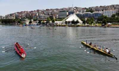 İstanbul'da Spor Dolu Hafta Sonu