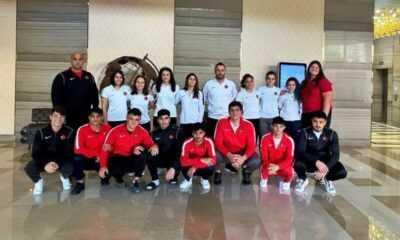 Gençler Avrupa Kupası için Saraybosna'da