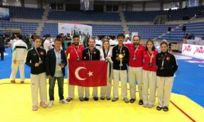 Para Taekwondocularımızdan 8 Madalya!