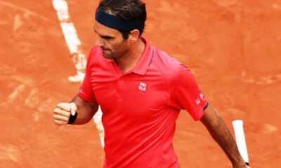 40 yaşındaki Federer 20'lik gibi…