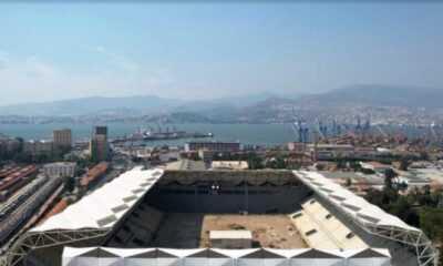 100 yıllık dostluğun simgesi İzmir Alsancak Stadyumu açılıyor!