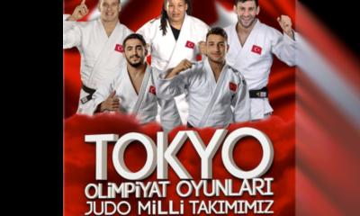 Tokyo Yaz Olimpiyat Oyunları'na 5 judocuyla katılıyoruz