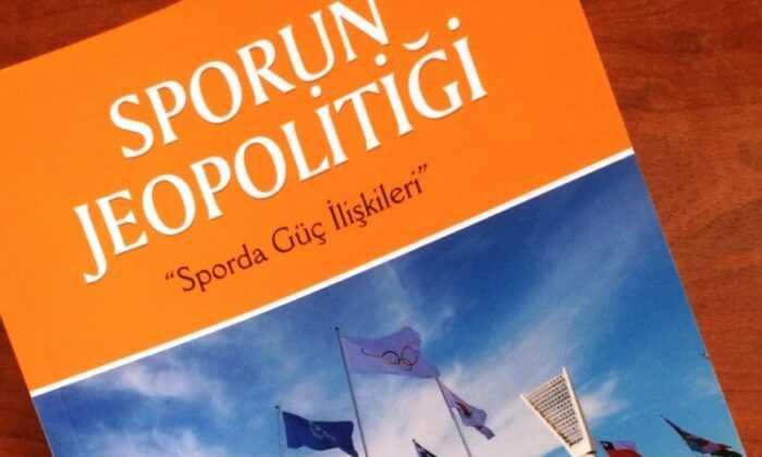 Yazarımız Cem Çetin'in yeni kitabı: Sporun Jeopolitiği