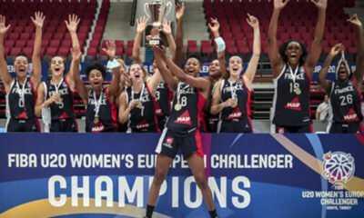 20 Yaş Altı Kızlar Challenger'da Şampiyon Fransa