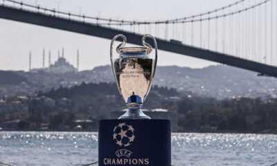 2023 UEFA Şampiyonlar Ligi Finali İstanbul'da Yapılacak
