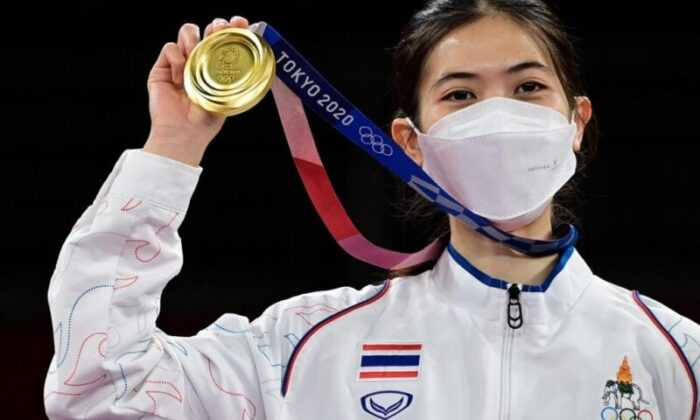 Olimpiyat bronzunu altına dönüştüren Taylandlı…