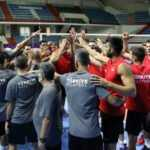 A Milli Erkek Voleybol Takımımız, Avrupa Şampiyonası için Kampta