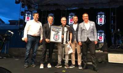 Ankara, Beşiktaş'ın Şampiyonluğunu Konserle Kutladı