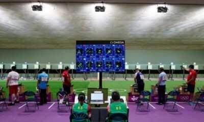 Atıcı İki Sporcumuz 2020 Tokyo'ya Veda Etti