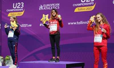 Avrupa U23 Atletizm Şampiyonası'nda Ay-yıldızlılar En İyiler Arasında