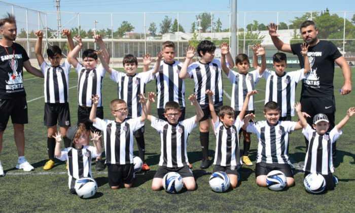Beşiktaş Lüleburgaz Futbol Okulu Başladı