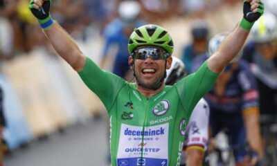 Cavendish Kazandı ve Merckx'i Yakaladı