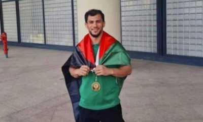 Cezayirli Judocu, İsrailli Rakibiyle Eşleşmemek İçin Olimpiyattan Çekildi