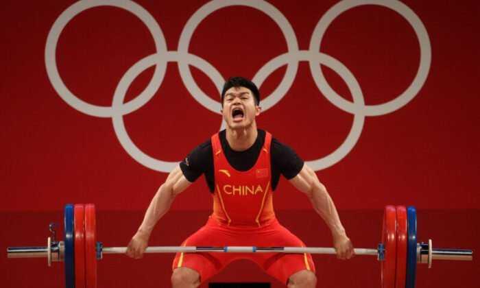 Çinli Zhiyong Shi'den 3 Olimpiyat Rekoru Birden