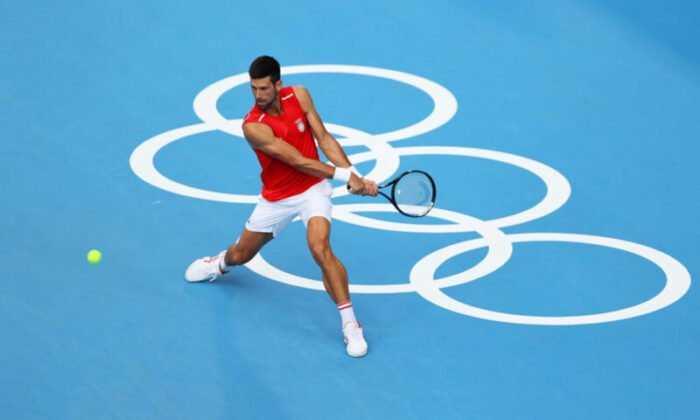Djokovic, Olimpiyatlara Galibiyetle Başladı