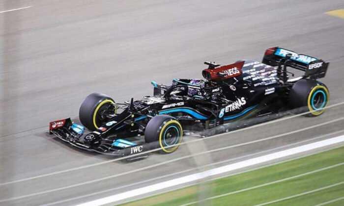 F1 Büyük Britanya Grand Prix'sinde Hamilton Şampiyon
