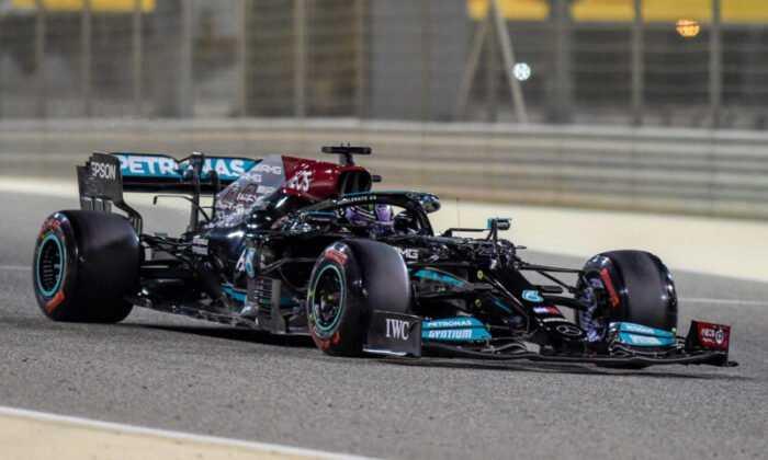 F1 Büyük Britanya Grand Prix'sinde Lewis Hamilton İlk Sırada Başlayacak