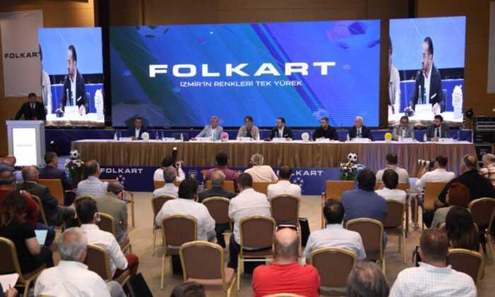 Folkart, İzmir'deki 7 Spor Kulübünün Futbol Takımlarına Sponsor Oldu