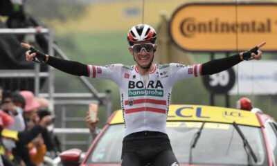 Fransa Turu'nda Mutlu Bir Avusturyalı!
