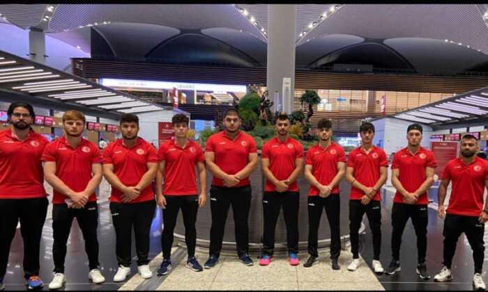 Genç Erkek Milli Judokalar, Avrupa Kupası için Çekya'da