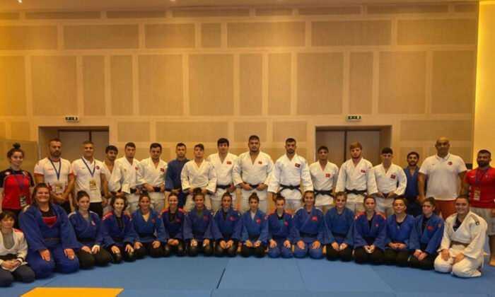 Genç Milliler, Avrupa Judo Kupası için Bükreş'te