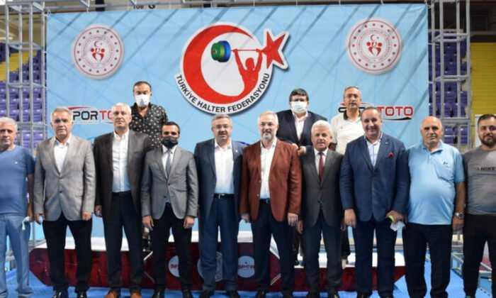 Gençler ve U23 Halter Türkiye Şampiyonası'nın Açılışı Yapıldı