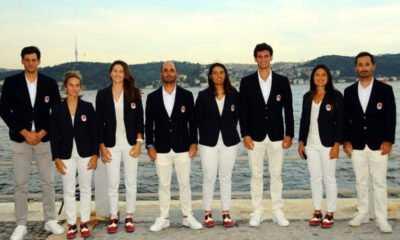 Gençlik ve Spor Bakanı'ndan Yelken Olimpiyat Kafilesine Anlamlı Uğurlama